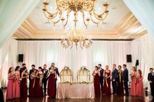 Bel Air Floral designs - wedding flowers bridal party