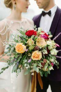 baltimore wedding floral design