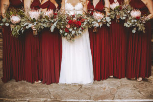 Cloister's Museum Wedding