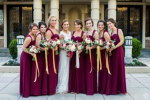 The Grand Lodge wedding - wedding florist baltimore