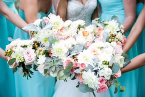 Chesapeake Bay Beach Club Weddings - Blush Floral Design Maryland
