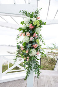 Chesapeake Bay Beach Club Weddings - Blush Floral Design Maryland