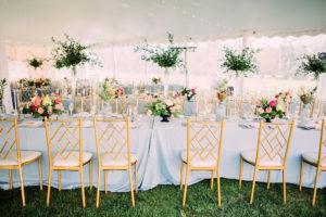 Rawlings Blake Conservatory Weddings - Blush Floral Design